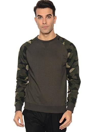 Blend Sweatshirt Yeşil